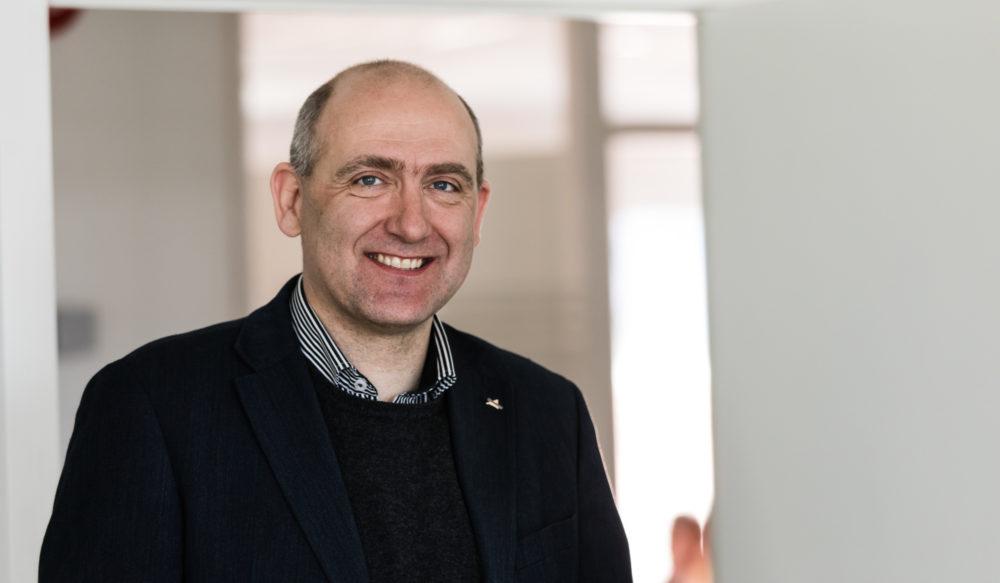 Anders Kvam gjenvalgt som leder i Akademikerne stat