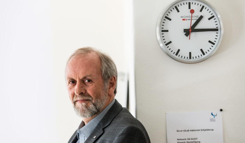 Rune Frøyland gjenvalgt som leder i Akademikerne helse