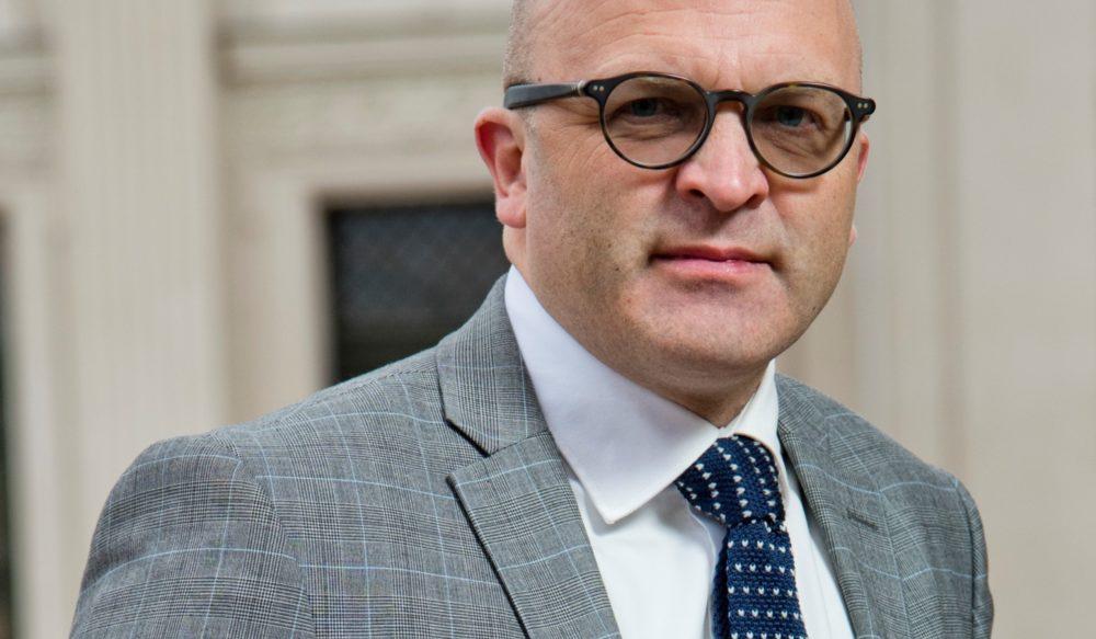 Michael Rummelhoff ny leder i Akademikerne Næringsdrivende