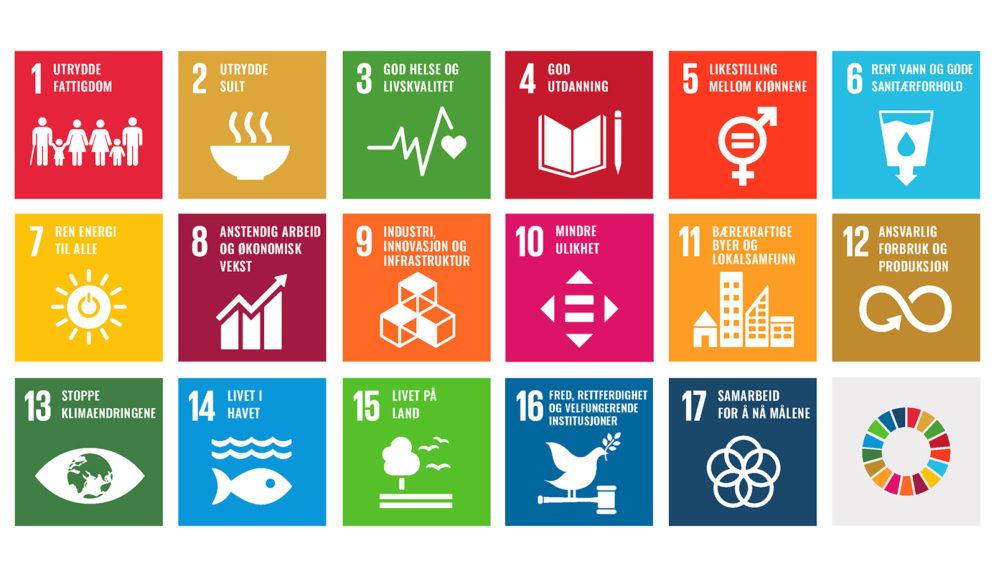 - Arbeidslivet viktig for å nå bærekraftmålene