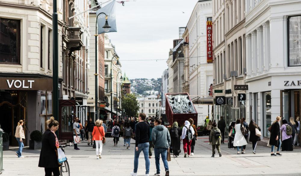 - Essensielt for å omstille Norge og for at arbeidsledige skal komme raskt tilbake til arbeidslivet