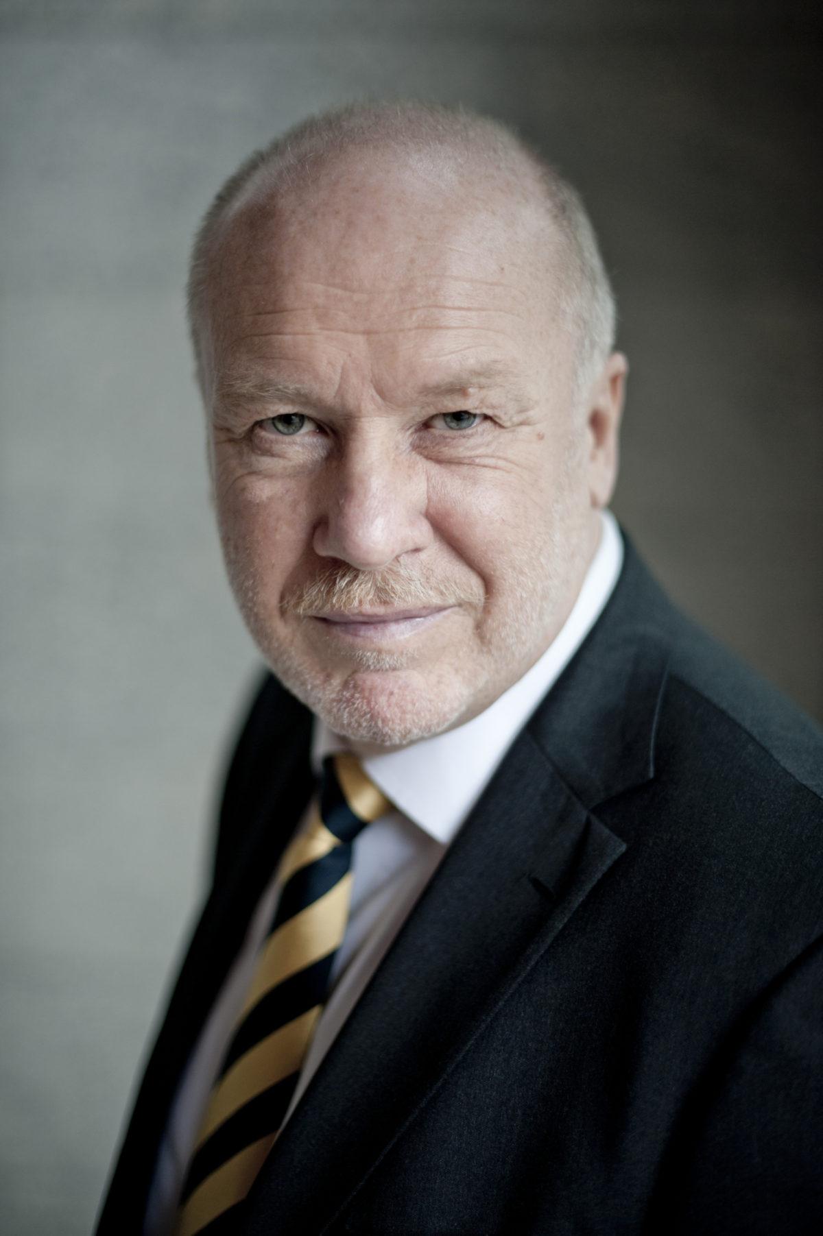 Håvard Holm valgt til president i Juristforbundet
