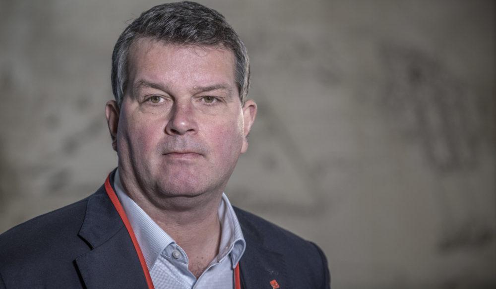 LO-leder Hans-Christian Gabrielsen er død