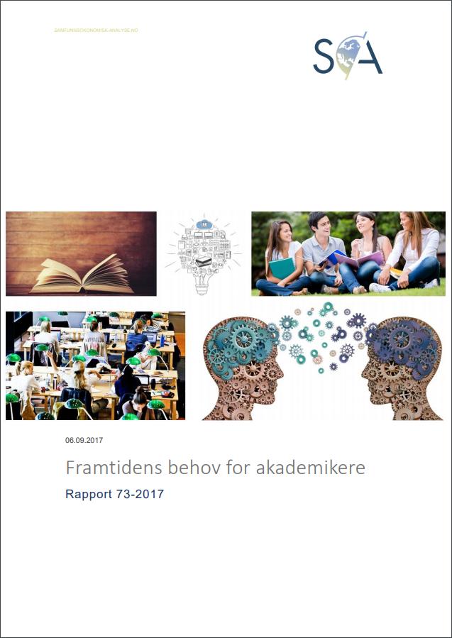 Framtidas behov for akademikere