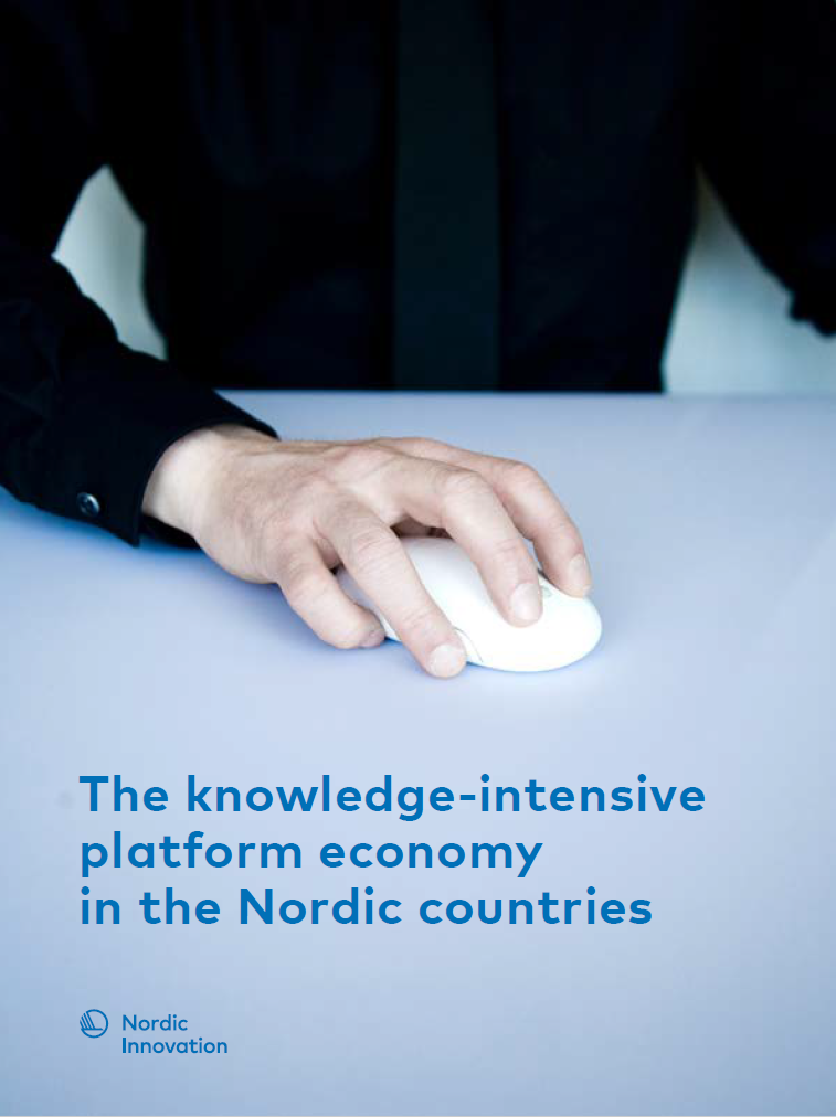 The knowledge-intensive platform economy in the Nordic countries